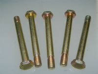 "5 x 5/16"" BSF Bolts Cadmium Plated Steel Length 2 11/16"" Part SL5090-22GR0[B6]"